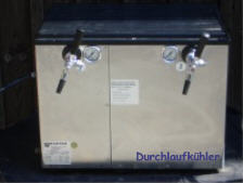 ein- und zweileitige Durchlaufkühler