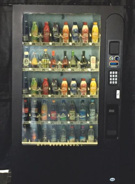 Kaltgetränkeautomat